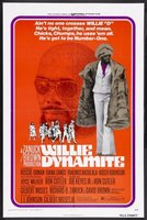 Willie Dynamite movie poster (1974) picture MOV_a087934d