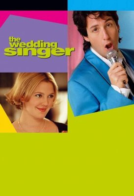 The Wedding Singer Movie Poster 1998 MOV A08b431f