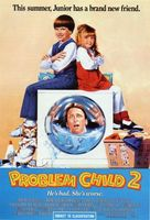 Problem Child 2 movie poster (1991) picture MOV_a08b8445