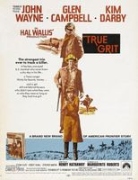 True Grit movie poster (1969) picture MOV_a092b734