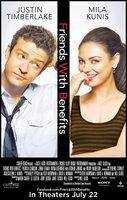 Friends with Benefits movie poster (2011) picture MOV_a0942e34