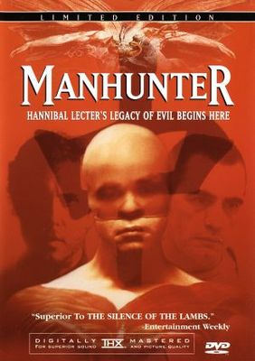 Manhunter movie poster (1986) poster MOV_a096578b