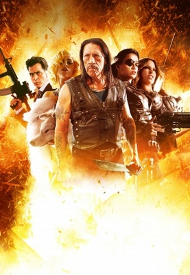 Machete Kills movie poster (2013) poster MOV_a096cce6