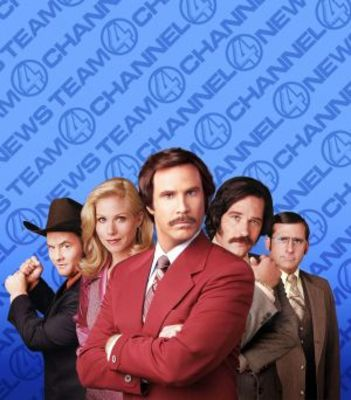 Anchorman: The Legend of Ron Burgundy movie poster (2004) poster MOV_a097dc46