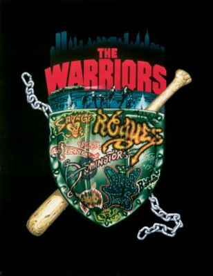 The Warriors movie poster (1979) poster MOV_a09a8bc0