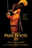 Puss in Boots movie poster (2011) picture MOV_a0a2f6ef