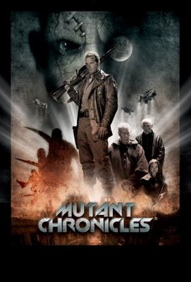Mutant Chronicles movie poster (2008) poster MOV_a0a67160