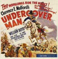 Undercover Man movie poster (1942) picture MOV_a0ad80b5