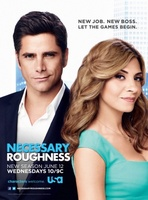 Necessary Roughness movie poster (2011) picture MOV_a0ade698