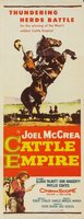 Cattle Empire movie poster (1958) picture MOV_a0afe2d3