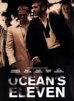 Ocean's Eleven movie poster (2001) picture MOV_a0b44e63