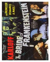 Bride of Frankenstein movie poster (1935) picture MOV_a0c22c5f