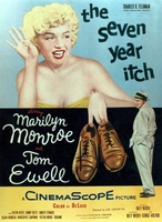 The Seven Year Itch movie poster (1955) picture MOV_a0d06000