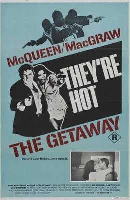 The Getaway movie poster (1972) poster MOV_a0df1753