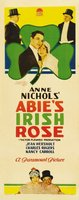 Abie's Irish Rose movie poster (1928) picture MOV_a0df1d34