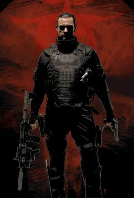 Punisher: War Zone movie poster (2008) poster MOV_a0e273d1
