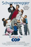 Kindergarten Cop movie poster (1990) picture MOV_a0e309dd