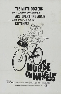 Nurse on Wheels movie poster (1963) poster MOV_a0e6f0a4