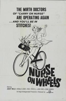 Nurse on Wheels movie poster (1963) poster MOV_a0e6f0a4