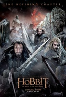 The Hobbit: The Battle of the Five Armies movie poster (2014) picture MOV_a0ec39bf