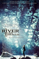 A River Runs Through It movie poster (1992) picture MOV_a0edc89e