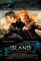 The Island movie poster (2005) picture MOV_a0f6f06b