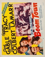 Boom Town movie poster (1940) picture MOV_a101cb60