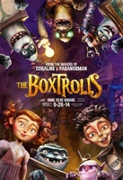 The Boxtrolls movie poster (2014) picture MOV_a103d8a8