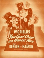 You Can't Cheat an Honest Man movie poster (1939) picture MOV_a105a2d5