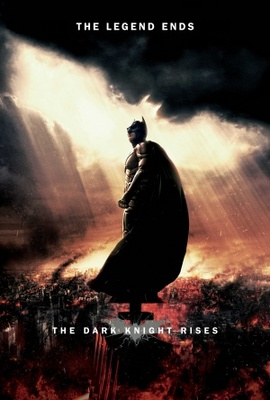 The Dark Knight Rises movie poster (2012) poster MOV_a1089eb3