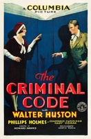 The Criminal Code movie poster (1931) picture MOV_a11665a8