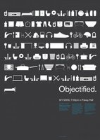 Objectified movie poster (2009) picture MOV_a116fd55