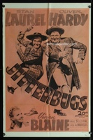 Jitterbugs movie poster (1943) picture MOV_a126f841