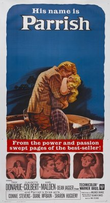 Parrish movie poster (1961) poster MOV_a128d6bb