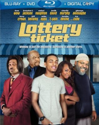 Lottery Ticket movie poster (2010) poster MOV_a1294b5b