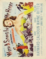 With a Song in My Heart movie poster (1952) picture MOV_a12dd9b2