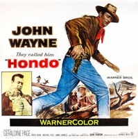 Hondo movie poster (1953) picture MOV_a12fa196