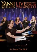 Yanni: Voices - Live from the Forum in Acapulco movie poster (2009) picture MOV_a136a8b0