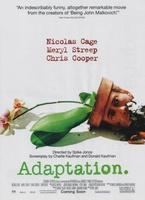 Adaptation. movie poster (2002) picture MOV_a138ec65