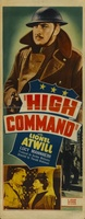 The High Command movie poster (1938) picture MOV_a13a359a