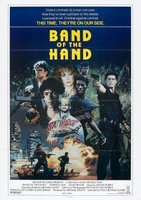 Band of the Hand movie poster (1986) picture MOV_a13cb6b7