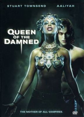 Queen Of The Damned movie poster (2002) poster MOV_a14678cd