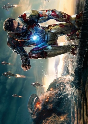 Iron Man 3 movie poster (2013) poster MOV_a146d66d