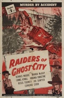 Raiders of Ghost City movie poster (1944) picture MOV_d180fed2