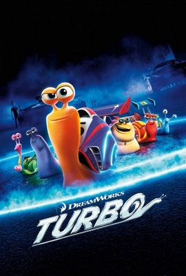 Turbo movie poster (2013) poster MOV_a14eb461