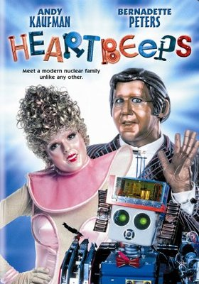 Heartbeeps movie poster (1981) poster MOV_a14ec617