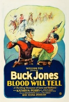 Blood Will Tell movie poster (1927) picture MOV_a15333db
