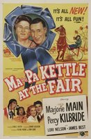 Ma and Pa Kettle at the Fair movie poster (1952) picture MOV_a15770dd