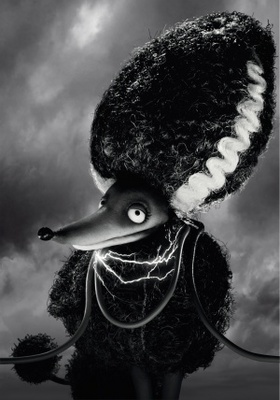 Frankenweenie movie poster (2012) poster MOV_a15f7504
