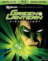 Green Lantern: First Flight movie poster (2009) picture MOV_a1637bab
